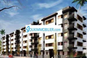 Appartements avec ascenseur 80m2 à deroua
