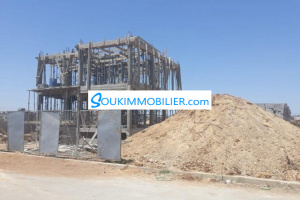 TERRAIN VILLA 200 m2 TF/DISPONIBLE BOUSKOURA