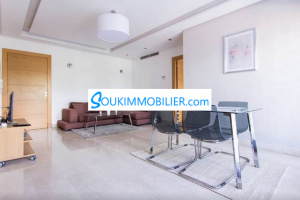 APPARTEMENT MEUBLE GAUTHIER CASABLANCA