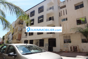 Appartements goudrone de 75 m2 Ouled Oujih