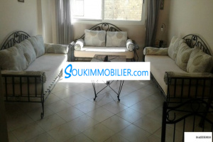 appartement meuble maarif