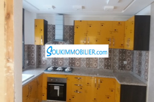 Appartement de 102 m2 a sidi rahal chatai