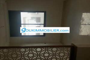 Appartement de 90M2 compose 3Chambers 2SDB Titre