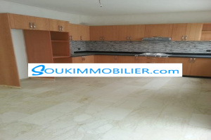 jolie Appartement a vendre d 109 m2 Hay Mohammadi