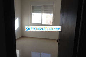 Appartement a louer firdaous ain aouda 1 trounche
