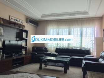 appartement 137m2 maamora