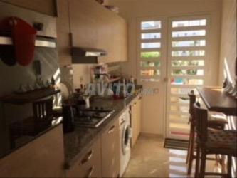 appartement en location meublée à bouznika
