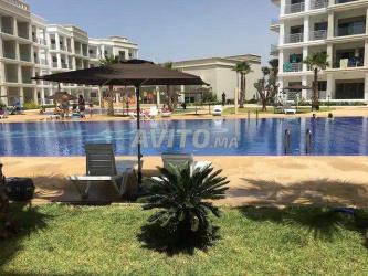appartement neuf en vente à bouznika plage