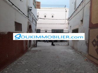 vente maison à medina rabat