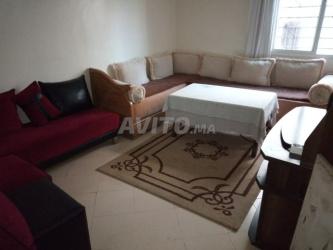 appartement en location à casablanca sidi maarouf