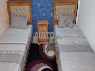 appartement meublée prés de la plage négociable