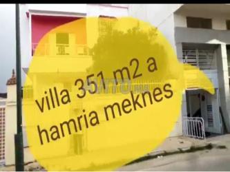 villa 351 m2 hamria a vendre