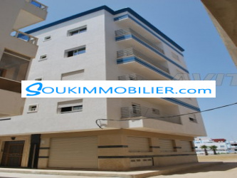 appartement luxe 82 m2 route principale martil