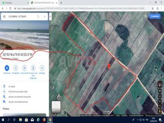 terrain agricole 6.7 ha