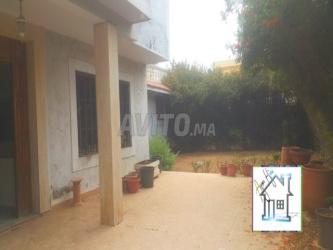 villa de 466m2 à temara harhoura a vendre