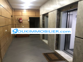 appartement 3 chambres a kénitra