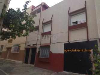 maison 2facdes à kenitra