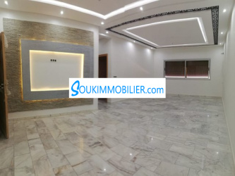 appartement haute standing 126m2 route ain chkaf