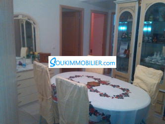 appartement muble a long duree