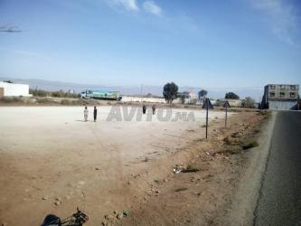 أرض محفظة للبيع مساحتها2500 متر terrain a vendre