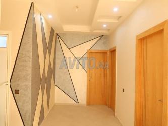 appartement 90 m2 à alliances mehdia