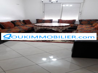 joli appartement meublé et propre