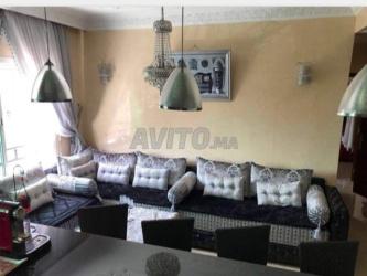 appartement à nte meublé