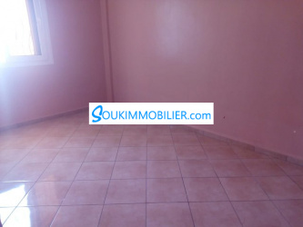 appartement 75m2 a louer a hay mohamadi