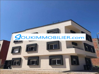 appartement avec 3 façade 110 m2