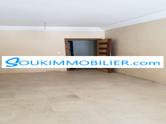 appartement 82 m2 a louer a safaa hay mohammadi