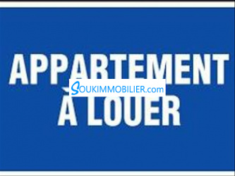 appartement a louer a hay mohammadi