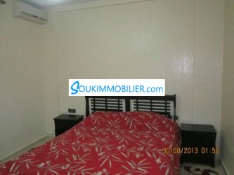 appartement meublÉ à maamoura