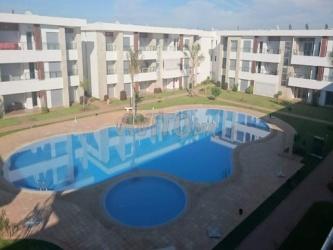 appartement f3 bahia golf beach