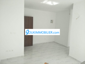 vend appartement de 54m² à bouznika