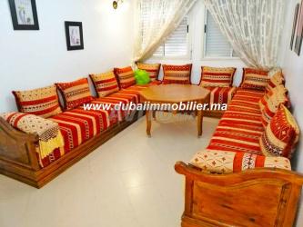 appartement meublé à louer à résidence doha agadir