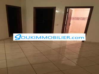 appartement de 83 m2 à bni yekhlef