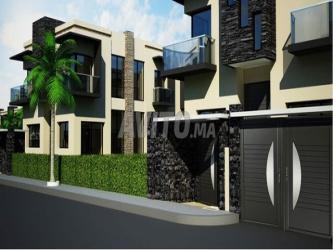 villas jumelée et isolée arbor et sens de 360 m2