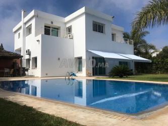 Sublime Villa en Vente à Dar Bouazza