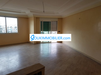 appartement à casablanca