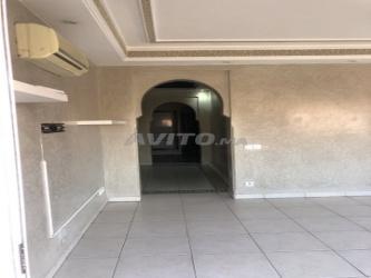 appartement 2 chambres au camp el ghoul gueliz