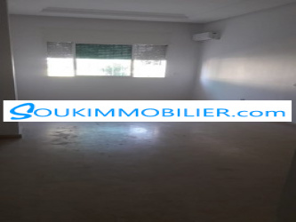 appartement 76m2 a hay riad jnan souissi