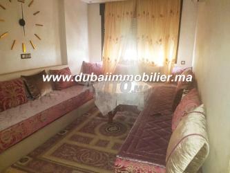 appartement meublé à louer à l'avenue hassan 2