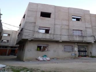 دار 3 طوابق بحي سيدي إدريس المرجو الإتصال