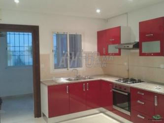 شقة 2غرف 66 م2 تطل على شاطئ سيدي رحال تسليم فوري