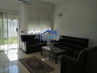 villa meublée 360 m2 à louer à hay riad