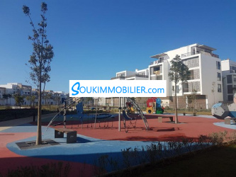 appartement totalement equipe a marina sale