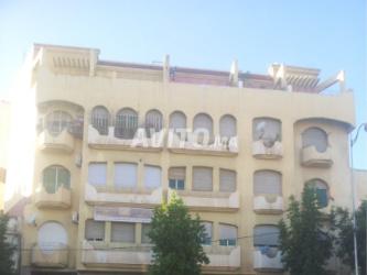 شقة للبيع وسط مدينة سطات