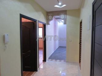appartement de 60 m 1etaje 2 façades