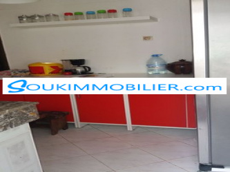Appartement a harhoura