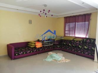 appartement meublé de 100 m2 à harhoura